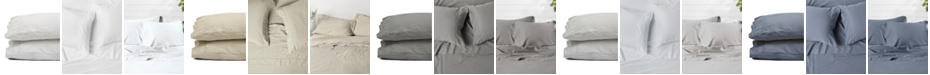 Jennifer Adams Home Jennifer Adams Relaxed Sateen King Pillowcases