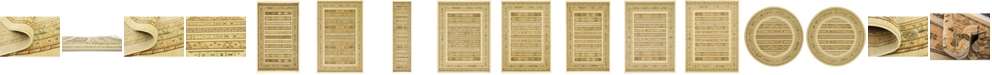 Bridgeport Home Ojas Oja4 Ivory Area Rug Collection