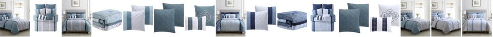 VCNY Home Carmie 7-Pc. Queen Comforter Set
