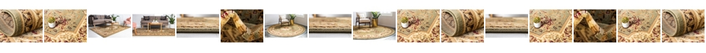 Bridgeport Home Belvoir Blv4 Green Area Rug Collection