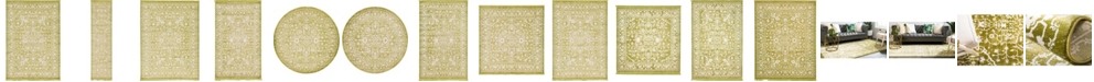 Bridgeport Home Norston Nor1 Light Green Area Rug Collection
