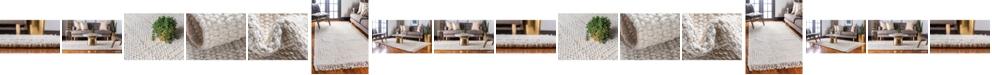 Bridgeport Home Stout Jute Stj1 Ivory Area Rug Collection