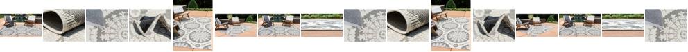 Bridgeport Home Pashio Pas5 Gray Area Rug Collection