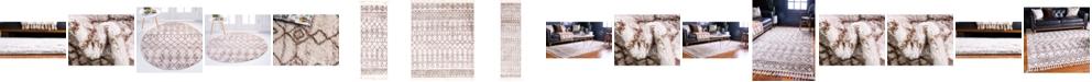 Bridgeport Home Levia Lev1 Brown Area Rug Collection