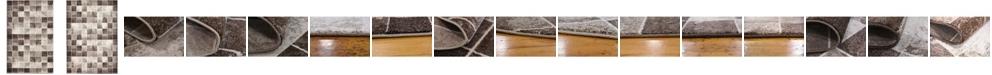 Bridgeport Home Maasai Mss1 Light Brown Area Rug Collection