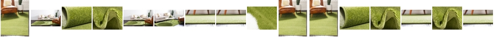 Bridgeport Home Axbridge Axb3 Green Area Rug Collection