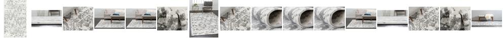 Bridgeport Home Mishti Mis5 Light Gray Area Rug Collection