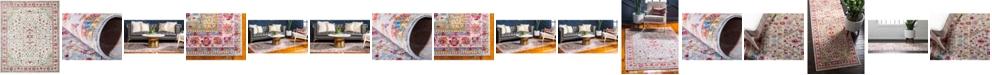 Bridgeport Home Malin Mal2 Gray Area Rug Collection