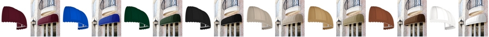 """Awntech 5' Chicago Window/Entry Awning, 31"""" H x 24"""" D"""