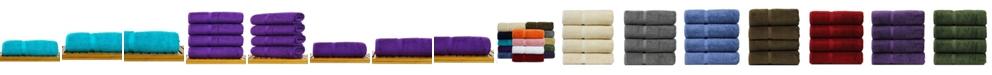 BC Bare Cotton Luxury Hotel Spa Towel Turkish Cotton Bath Towels, Set of 4