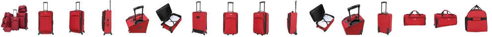 Tag Ridgefield 5 Pc. Softside Luggage Set, Created for Macy's