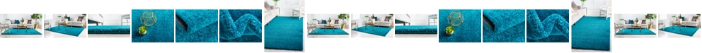 Bridgeport Home Uno Uno1 Turquoise Area Rug Collection