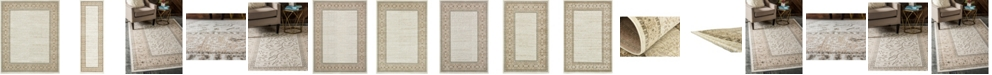 Bridgeport Home Pashio Pas3 Ivory Area Rug Collection