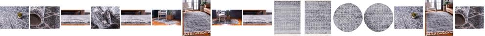 Bridgeport Home Levia Lev1 Dark Gray Area Rug Collection