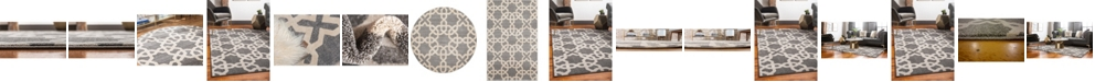 Bridgeport Home Arbor Arb5 Gray Area Rug Collection