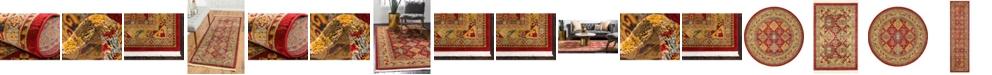 Bridgeport Home Harik Har2 Red Area Rug Collection