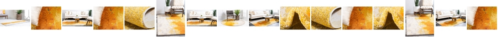 Bridgeport Home Newwolf New4 Yellow Area Rug Collection