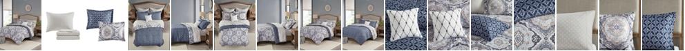 Madison Park Essentials Titus Reversible 6-Piece Twin Bedding Set