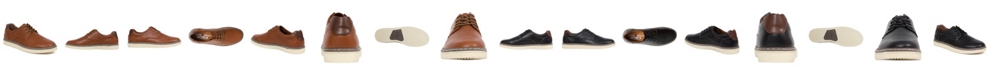 DEER STAGS Men's Oakland Plain Toe Casual Dress Comfort Oxford Shoes