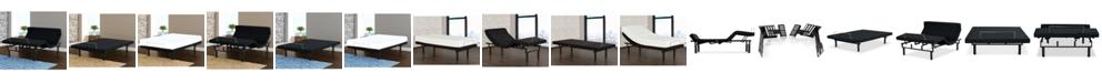 Primo International Felipe Upholstered Adjustable Bed- Twin XL