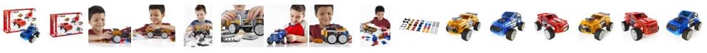 Guidecraft, Inc Guidecraft Power Clix Racers Design Set