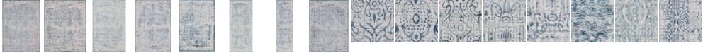 Bridgeport Home Aitana Ait2 Blue Area Rug Collection