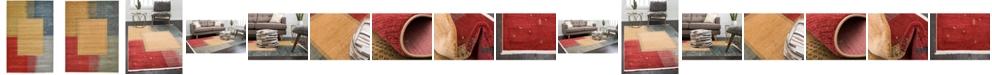 Bridgeport Home Ojas Oja9 Tan Area Rug Collection