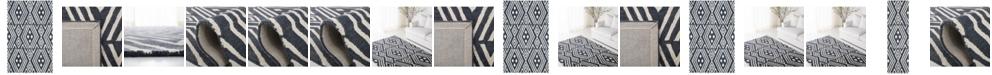 Lauren Ralph Lauren Imani Geometric LRL6609N Slate Area Rug Collection