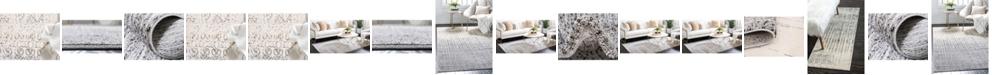 Bridgeport Home Lyon Lyo2 Gray Area Rug Collection