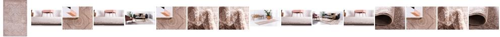 Bridgeport Home Anika Ani3 Light Brown Area Rug Collection