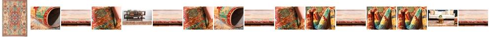 Bridgeport Home Malin Mal4 Peach Area Rug Collection