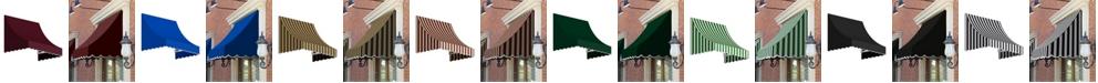 """Awntech 6' Nantucket Window/Entry Awning, 44"""" H x 36"""" D"""