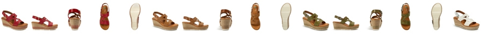 Baretraps Elsa Posture Plus+ Platform Wedge Sandals