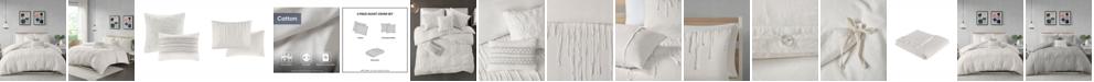 Urban Habitat Paloma Twin/Twin XL 4 Piece Cotton Duvet Cover Set