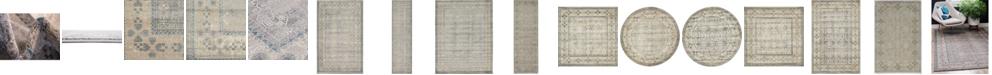 Global Rug Designs Global Rug Design Bellmere Bel1 Gray Area Rug Collection