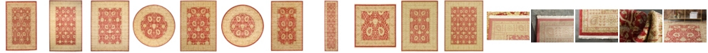 Bridgeport Home Orwyn Orw9 Red Area Rug Collection