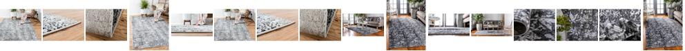 Bridgeport Home Politan Pol2 Gray Area Rug Collection