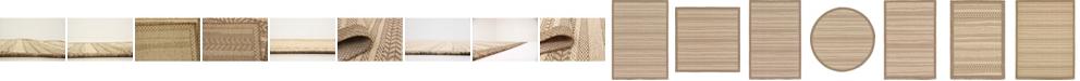 Bridgeport Home Pashio Pas4 Brown Area Rug Collection