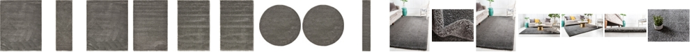 Bridgeport Home Uno Uno1 Gray Area Rug Collection