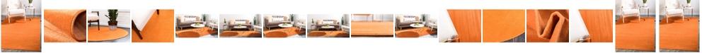 Bridgeport Home Axbridge Axb3 Orange Area Rug Collection