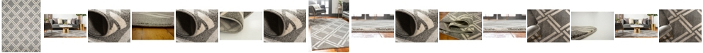 Bridgeport Home Arbor Arb4 Gray Area Rug Collection