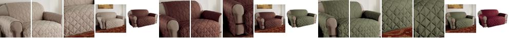 P/Kaufmann Home Microfiber Ultimate Furniture Protector for Sofa