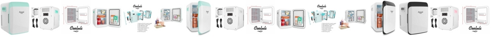 Cooluli Classic-10L Compact Thermoelectric Cooler And Warmer Mini Fridge