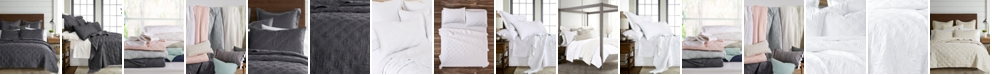 Levtex Washed Linen Quilt, Full/Queen