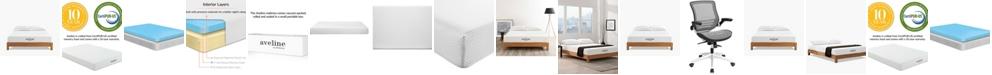 "Modway Aveline 8"" Memory foam mattress"