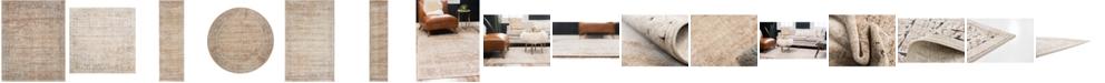 Bridgeport Home Odette Ode3 Beige Area Rug Collection