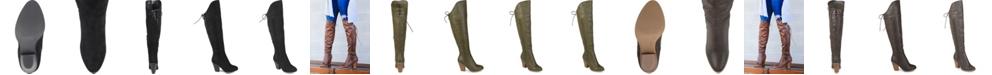 Journee Collection Women's Wide Calf Spritz-S Boot