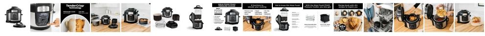 Ninja FD401 Foodi 8-Qt. 9-in-1 Deluxe XL Pressure Cooker & Air Fryer