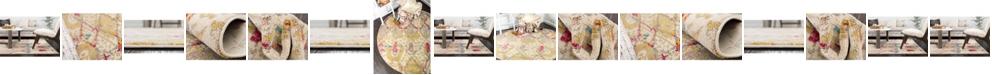 Bridgeport Home Arcata Arc3 Beige Area Rug Collection
