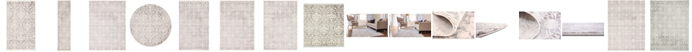 Bridgeport Home Norston Nor5 Gray Area Rug Collection